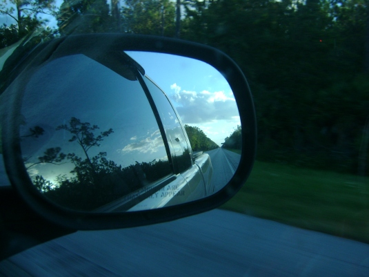 Mirror into my travels